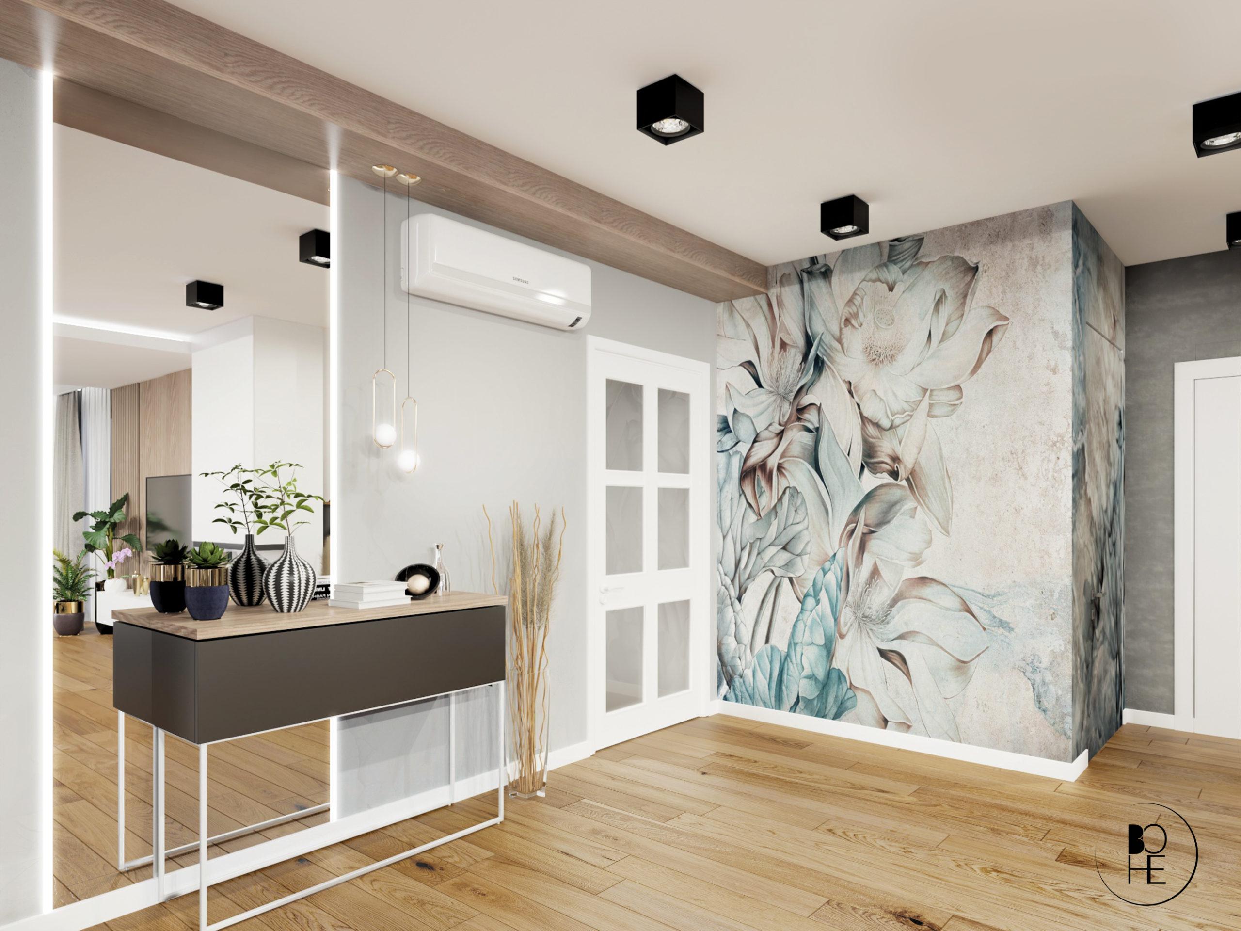 projekt salonu Białystok
