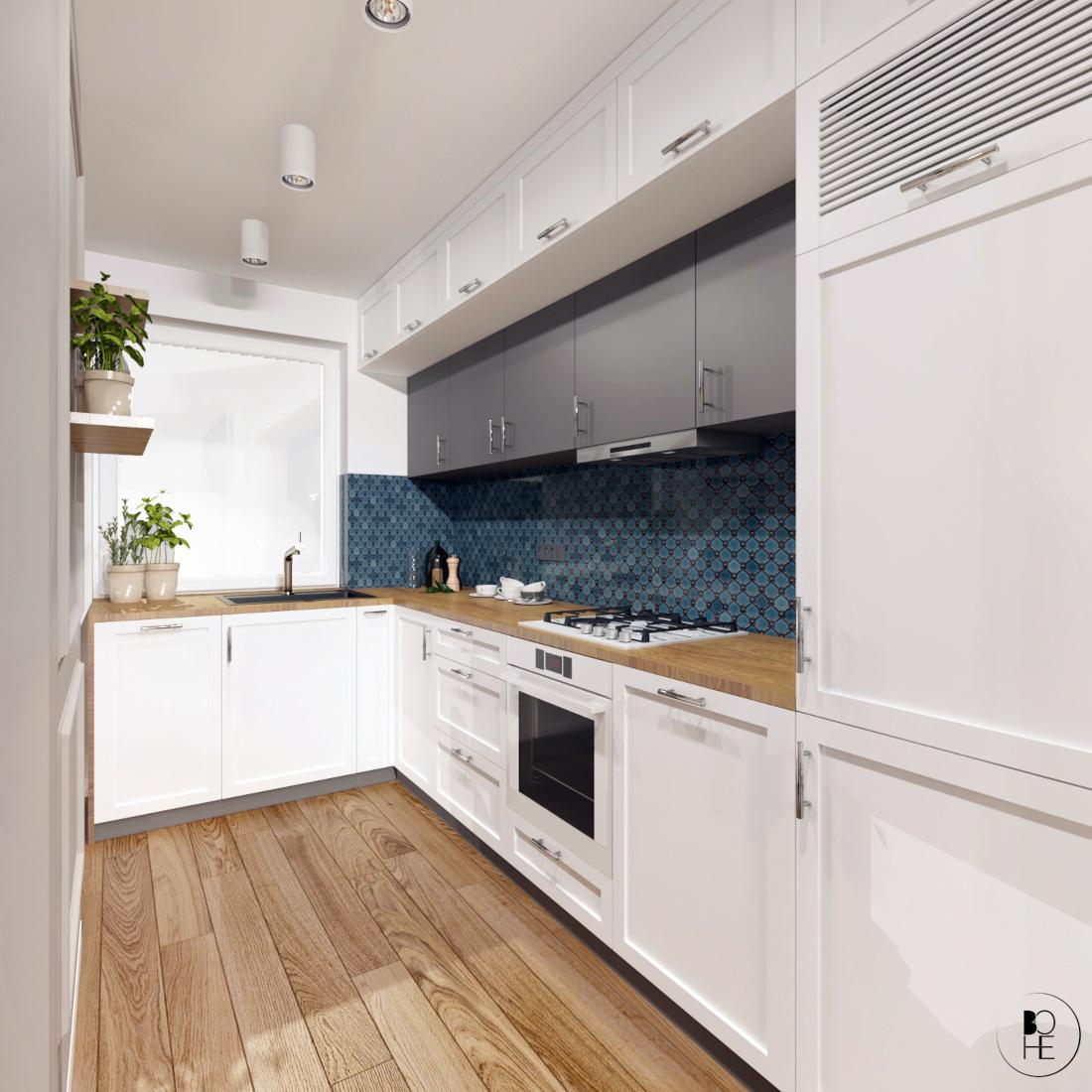architekt wnętrz białystok projekt kuchni