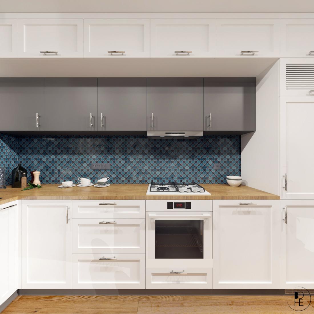 biuro projektowe białystok projekt wnętrza kuchni