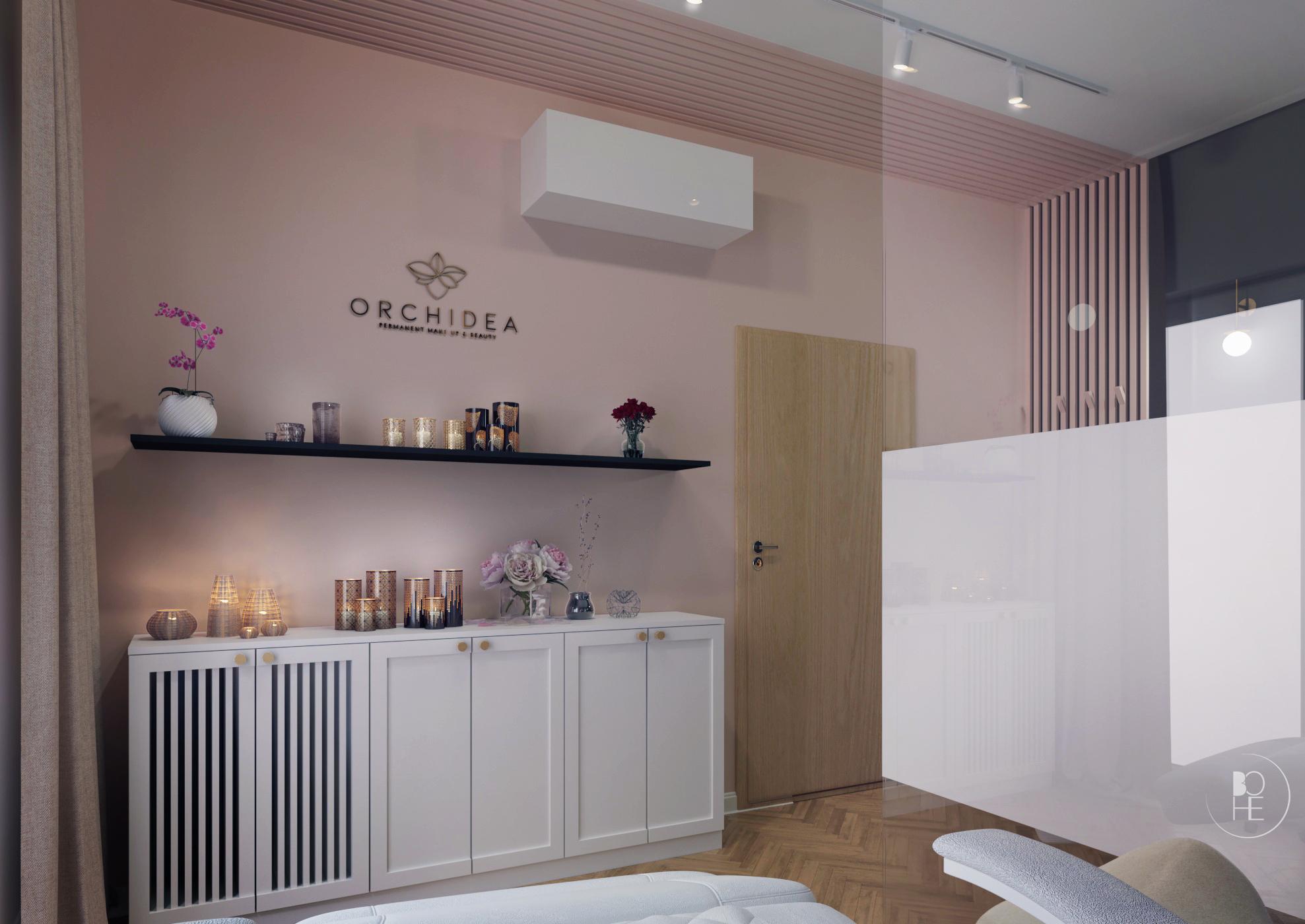 projekt gabinetu kosmetycznego gdańsk 1