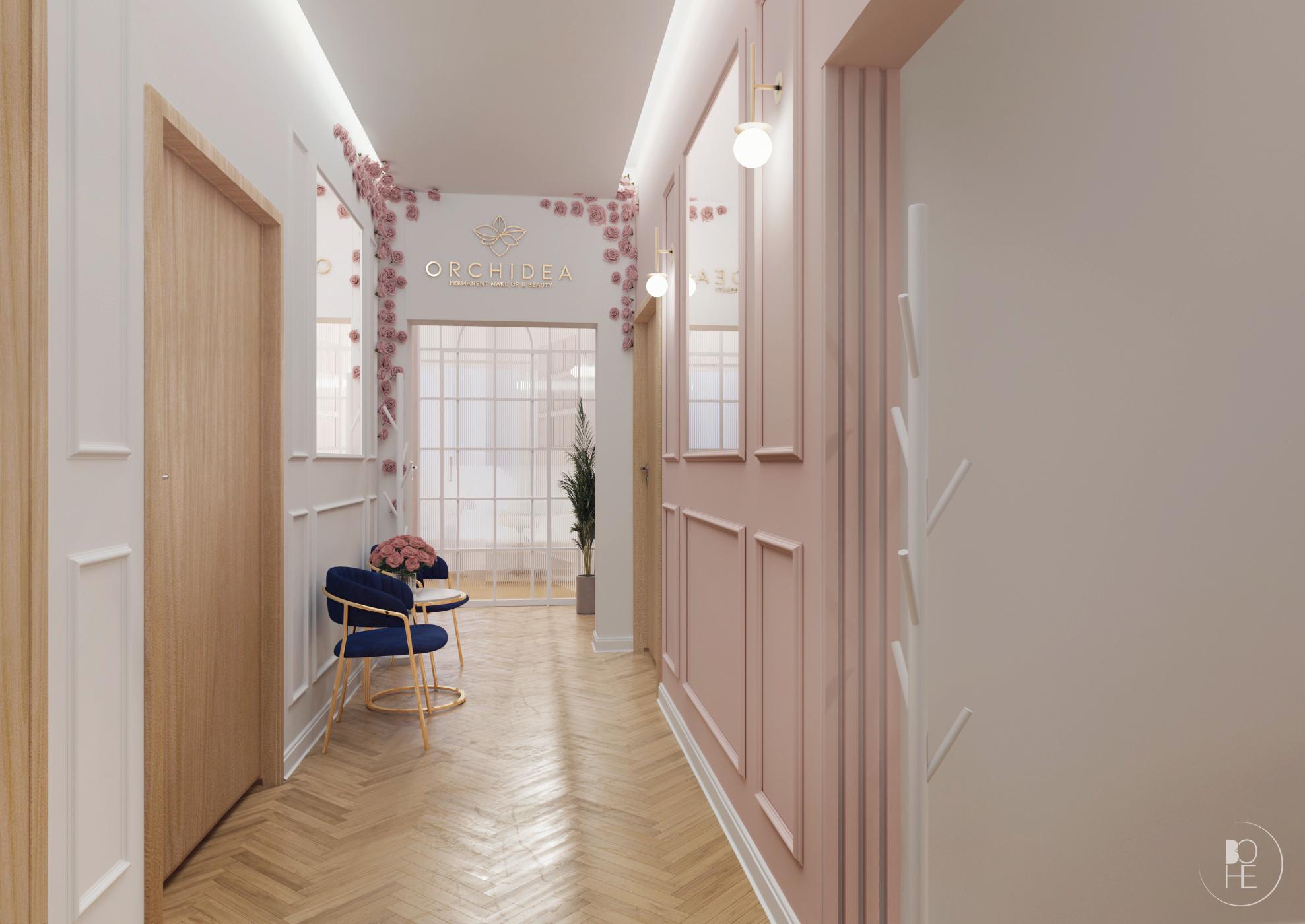 projekt salonu beauty białystok 1