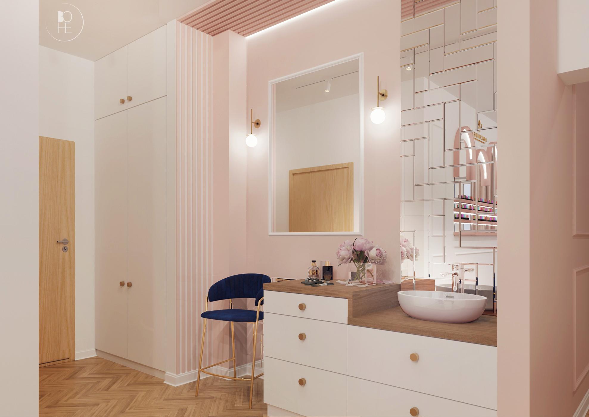 projekt salonu piękności gdańsk 1
